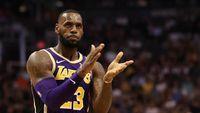 Lebron James Tak Frustrasi Menit Bermainnya Dipangkas Di Lakers