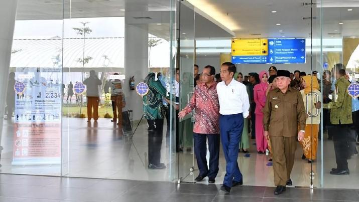 Dalam 2 Minggu, Jokowi Minta Ada Rute Penerbangan Ini