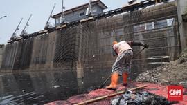 Pintu Air Pasar Ikan Siaga 2, 9 Daerah di DKI Waspada Banjir