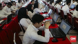 Waspada Ancaman Siber dan Kehilangan Data di Situs CPNS 2019