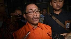 KPK Sita Rumah dan Kendaraan eks Bupati Cirebon Sunjaya