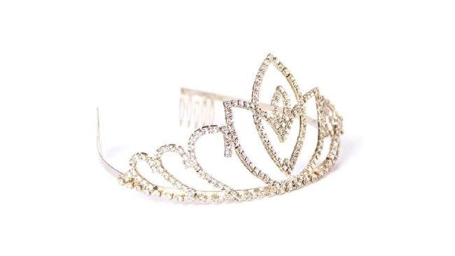 Pemenang kontes ratu kecantikan 'Mrs Sri Lanka' mengalami cedera di kepala setelah mahkotanya dicopot paksa di panggung.