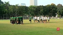 VIDEO: Persiapan Akhir Jelang Timnas Indonesia U-19 vs Jepang