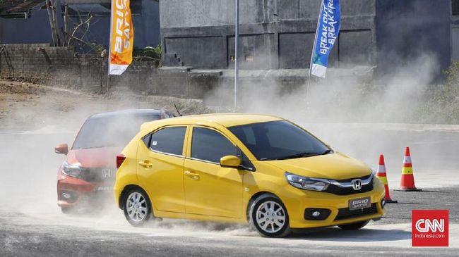 Honda Prospect Motor mengurai berbagai penyebab Brio bisa laku saat pandemi, mengungguli Avanza.