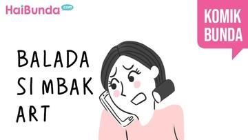 Balada Si Mbak ART