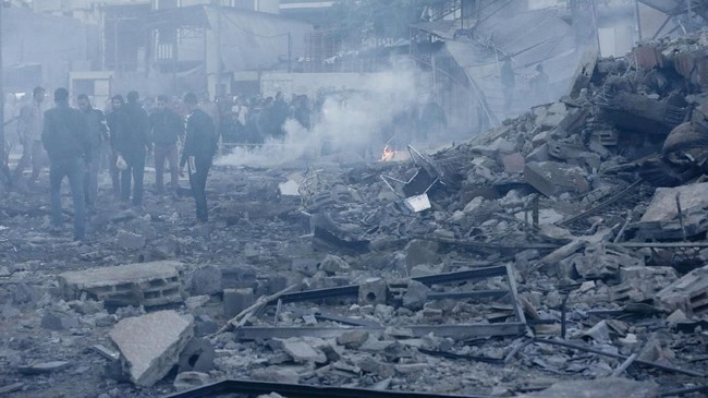 20 Warga Palestina Tewas akibat Serangan Udara Israel