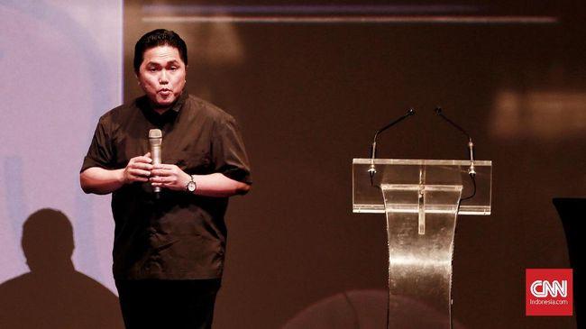 Bawaslu Ingin Periksa Erick Tohir Soal Iklan Tim Jokowi