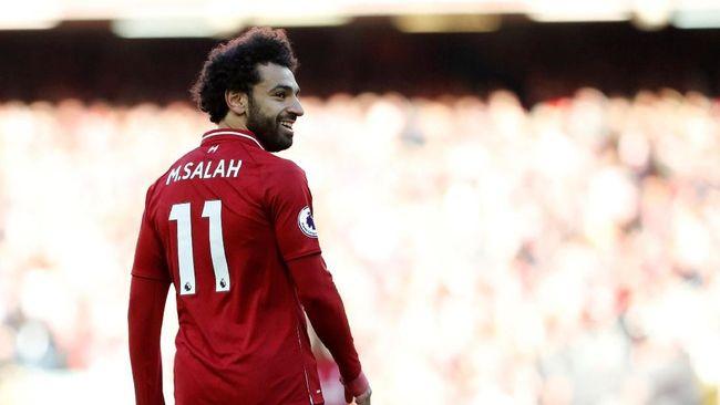 Manajer Manchester United Jose Mourinho menilai bintang Liverpool Mohamed Salah sebagai senjata nuklir The Reds jelang pertemuan kedua tim di Anfield.