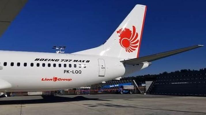 Boeing 737 MAX Lion Air yang Jatuh Ternyata Milik China