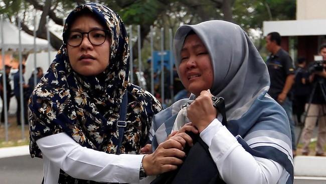 Lion Air JT-610 jatuh di Karawang, Jawa Barat. Sebanyak 181 penumpang dan 8 awak diduga tak selamat.