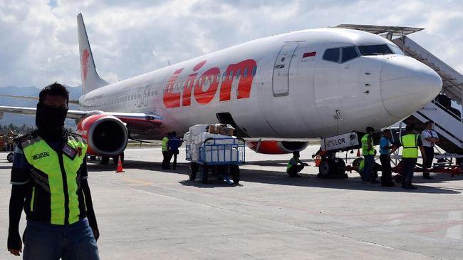 Pesawat Boeing Lion Air JT-610 yang jatuh di Karawang, Jawa Barat merupakan pesawat baru. Pesawat beroperasi pada pertengahan Agustus 2018.