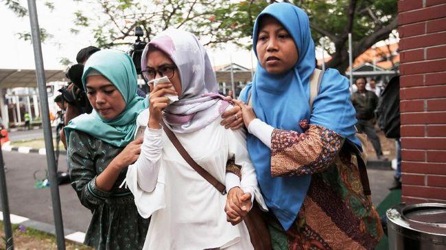 Sebanyak 166 orang dari keluarga korban insiden pesawat Lion Air JT-610 dari Pangkalpinang telah tiba di Jakarta pada Selasa (30/10) dini hari.