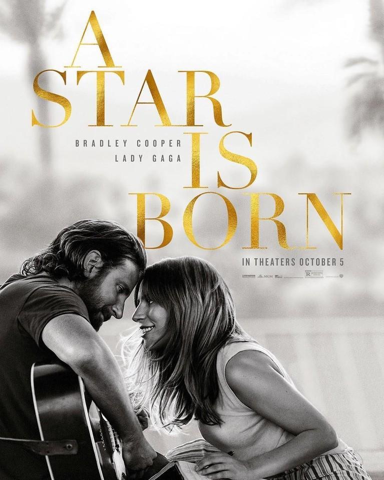 A Star Is Born. Tak heran jika film bergenre drama musikal ini menjadi film yang paling banyak dicari di media online. Setelah perilisannya A Star Is Born telah meraih banyak penghargaan.