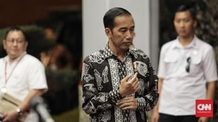 Beli Tempe Tebal, Jokowi Pastikan Harga di Pasar Tak Mahal