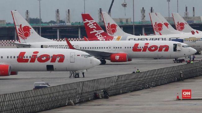 Video Pesawat Lion Air Yang Jatuh Masih Baru