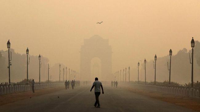 Polusi Makin Parah, India Bersiap Larang Kendaraan Pribadi