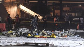 Tragedi 'Singa Udara' Lion Air di Laut Karawang