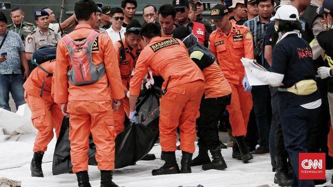Gubernur Bangka Belitung Erzaldi Rosman Djohan menyebut sebanyak 128 warganya menjadi korban jatuhnya pesawat Lion Air JT-610.