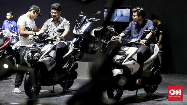 Sepanjang tahun lalu penjualan motor di Indonesia tertekan pandemi Covid-19 dengan catatan 3,6 juta unit.