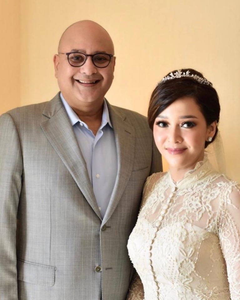 Maia Estianty dan Irwan Mussry menikah pada 29 Oktober 2018 di Tokyo, Jepang.