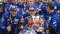Yamaha Tak Lama-lama Berpesta, Motogp Malaysia Menanti Ditaklukkan