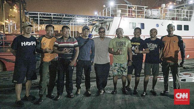 Satu Penyelam Penyelamat Lion Air JT-610 Meninggal Dunia