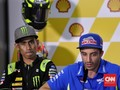 Motor Suzuki Terbakar Jelang MotoGP Malaysia, Iannone Bungkam