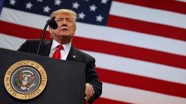 Trump Batal Kirim Delegasi ke World Economic Forum