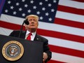 Trump Mengeluh Sendirian di Gedung Putih Jelang Natal