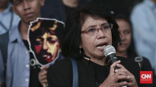 Istri dan Solidaritas Munir Minta Usut Kematian Pollycarpus