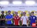 Tim Sepak Bola XI Versi Vinales: Rossi Striker, Tanpa Marquez