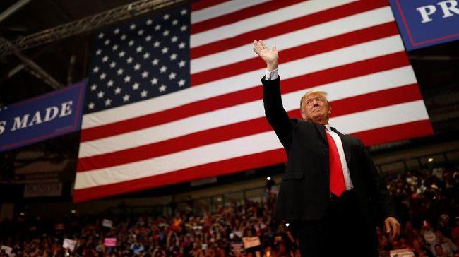 Presiden AS Donald Trump membatalkan rencana pertemuannya dengan Presiden Rusia Vladimir Putin pada Konferensi Tingkat Tinggi G20.