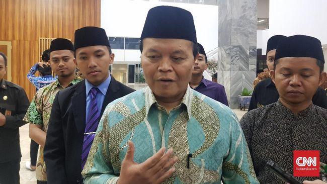 Hidayat menyinggung fatwa MUI soal tak memilih pemimpin yang ingkar janji. Menurutnya, hal itu untuk memberi hukuman kepada pemimpin ingkar janji.