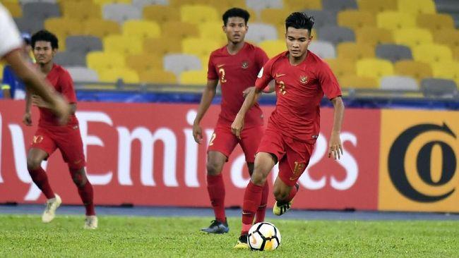 Gelandang Timnas Indonesia U-19 Brylian Aldama diklaim bakal bergabung dengan HNK Rijeka, klub kasta tertinggi di Liga Kroasia atau Prva NHL.