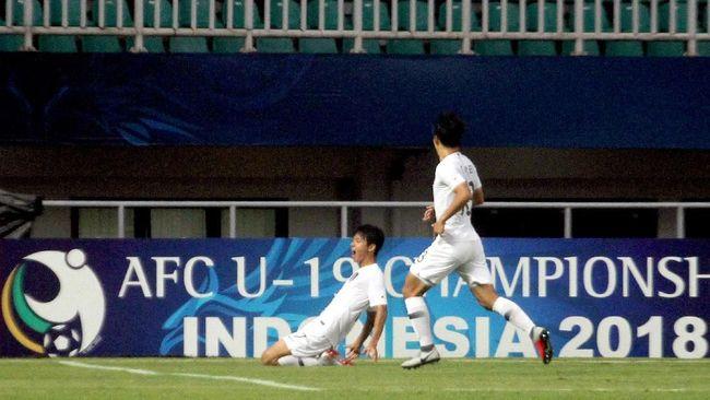 Timnas Korea Selatan U-19 akan menghadapi Arab Saudi dalam pertandingan final Piala Asia U-19 2018 di Stadion Pakansari, Cibinong, Sabtu (4/11).