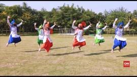 VIDEO: Tari Bhangra, Tarian Energik untuk Pesta dari India
