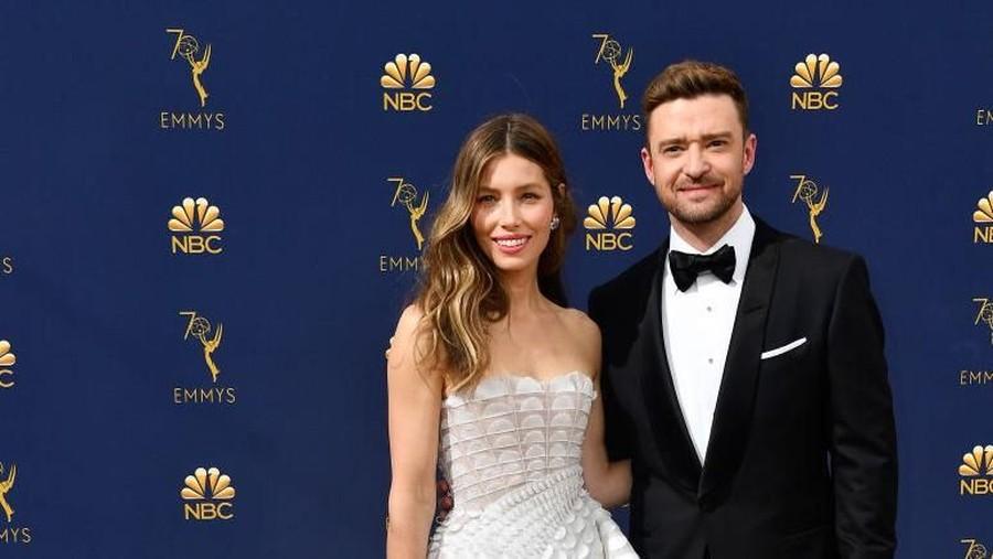Ungkapan Romantis Jessica Biel di Ulang Tahun Justin Timberlake