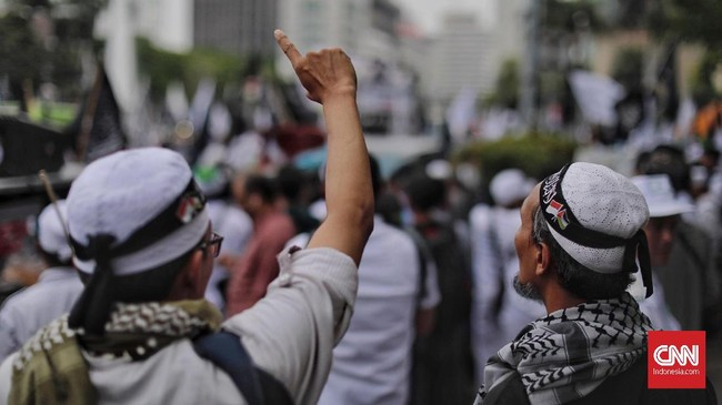 Draf RUU: Eks HTI Setara PKI, Dilarang Ikut Pilpres-Pilkada