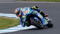 Free Practice Ii Motogp Malaysia: Alex Rins Tercepat Usai Ungguli Marquez