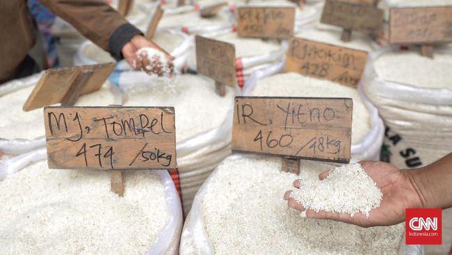 CIPS menilai pemerintah perlu mengevaluasi kebijakan terkait dengan harga beras karena petani tak terdampak oleh kenaikan harganya.