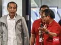 Jokowi Hadiri Pertemuan Tertutup dengan Relawan di Kemang