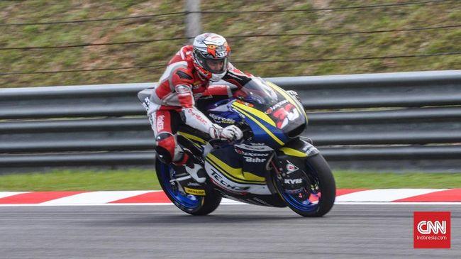 Kepada CNNIndonesia.com, Dimas Ekky Pratama berbicara prediksi MotoGP Catalunya 2020 dan minim dukungan bagi pembalap Indonesia ke ajang Grand Prix.