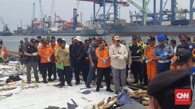 Hari ke-7, SAR Angkut 138 Kantong Jenazah Korban Lion Air