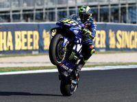 Titel Juara Ke-10 Bukan Alasan Rossi Terus Membalap