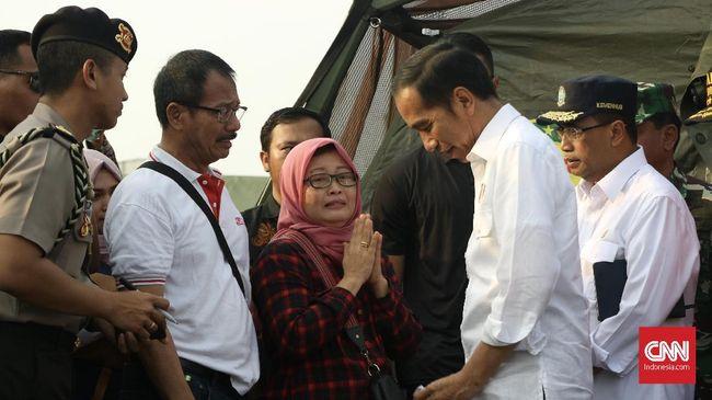 Presiden Joko Widodo menginstruksikan KNKT bekerja cepat mencari tahu penyebab jatuhnya Pesawat Lion Air PK-LQP dengan nomor penerbangan JT-610.