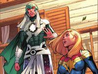 Seri Terakhir Komik 'captain Marvel' Ditunda Terbit, Ada Apa?