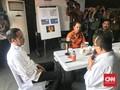 Jokowi Instruksikan Tim SAR Kerja Keras Evakuasi Lion Air