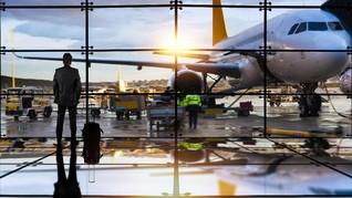 Pria AS Ditangkap usai Sembunyi 3 Bulan di Bandara Chicago