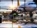Bandara Israel Sempat Setop Penerbangan karena Roket Hamas