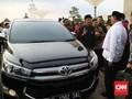 Jokowi Janji Bantu Pembangunan Pondok Pesantren di Pamulang
